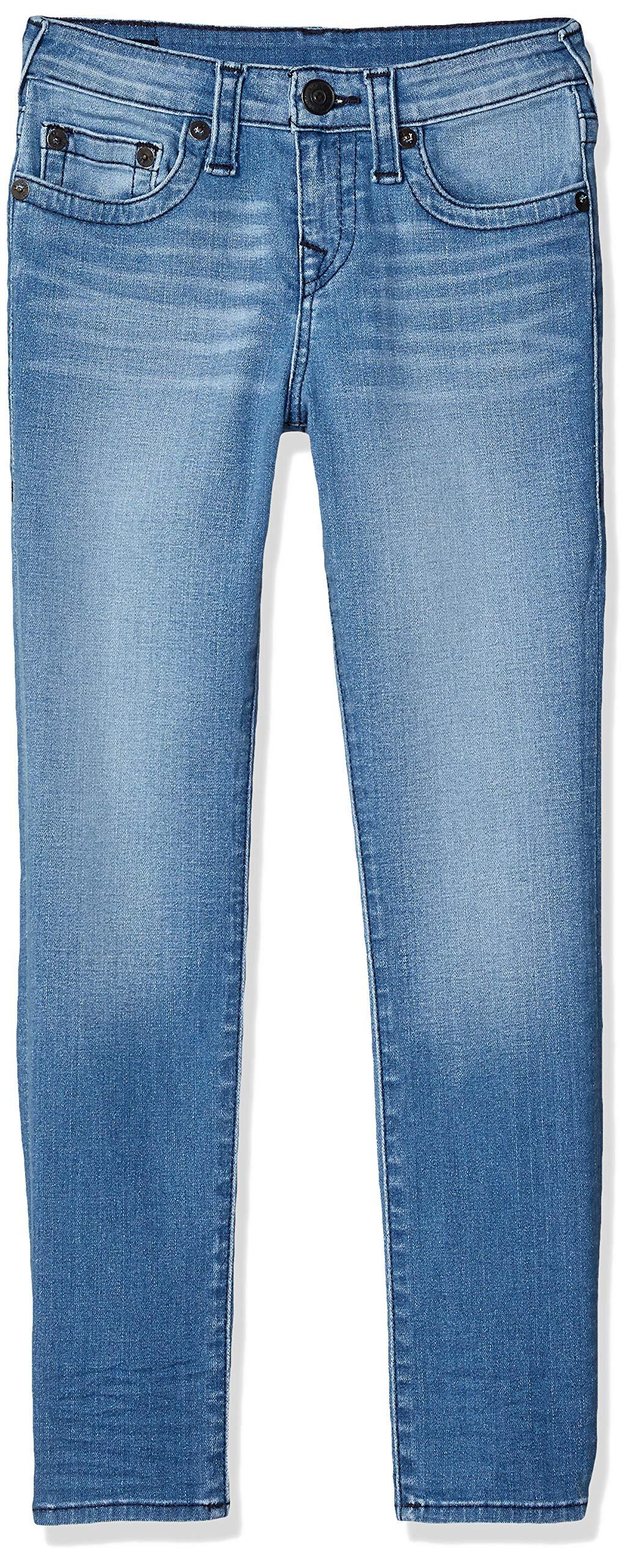 True Religion Boys' Big Jean, Rocco Dublin Wash 14
