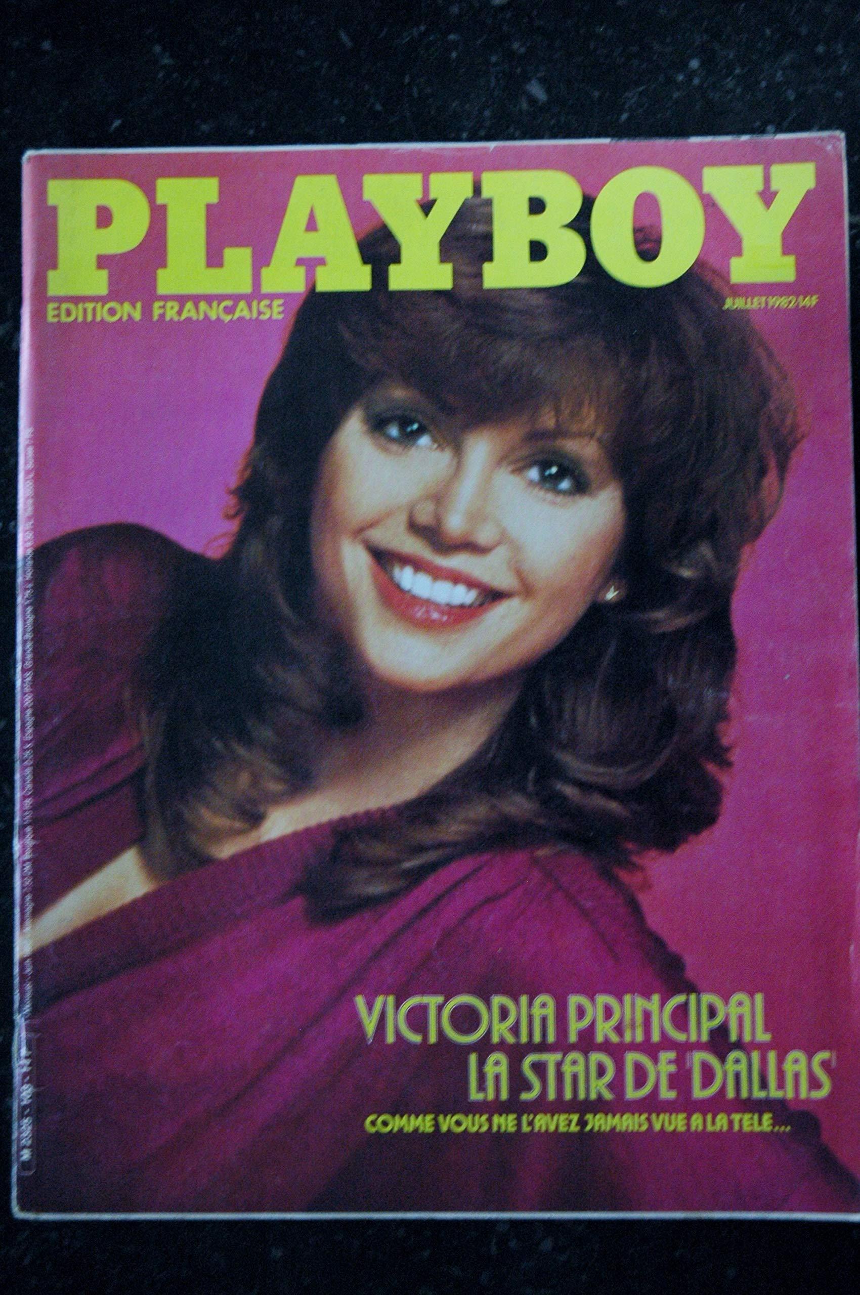Victoria principal playboy