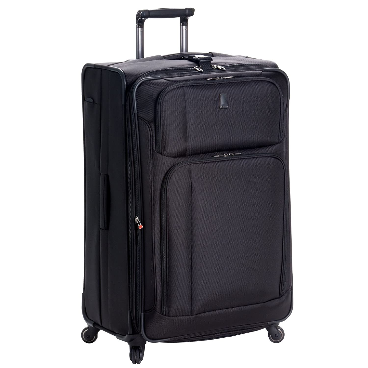 Amazon.com | Delsey Luggage Helium Breeze 3.0 Lightweight 4 Wheel Spinner Expandable Upright, Black, 30 Inch | Suitcases