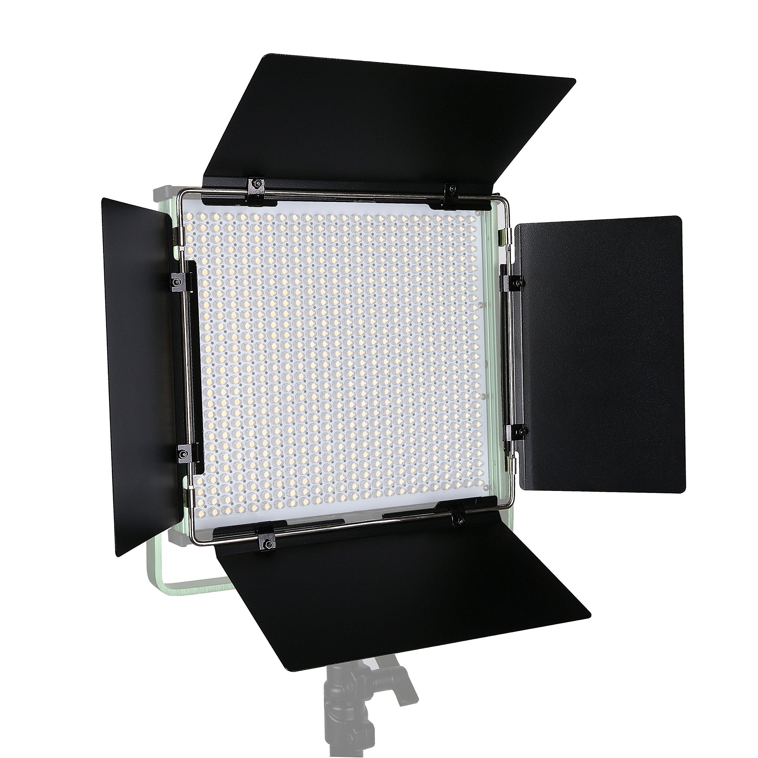 GVM Video Light Barn Door for GVM520s/672s/520ls