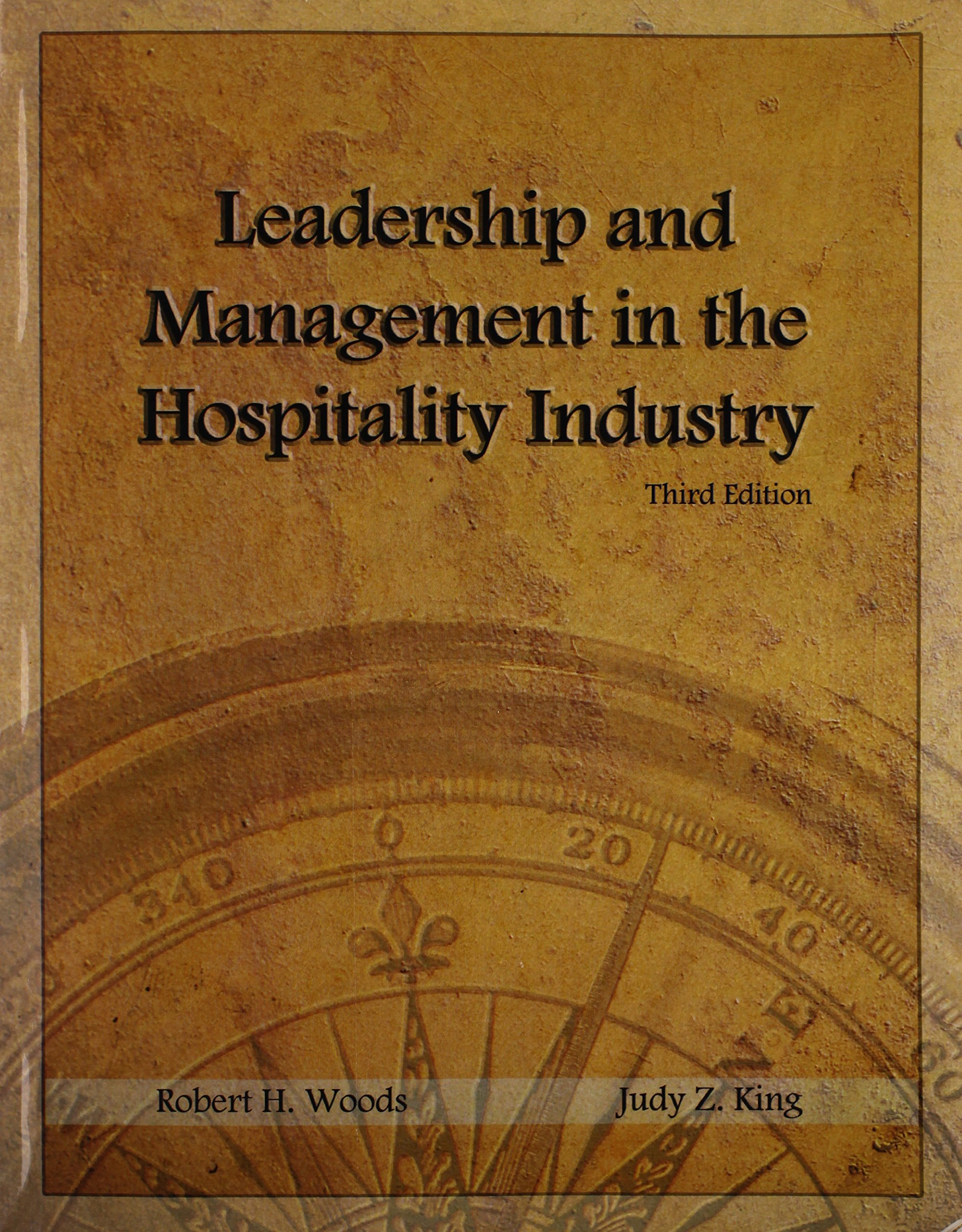 Buy Leadership and Management in the Hospitality Industry