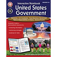 Mark Twain - Interactive Notebook: United States Government Resource Book, Workbook, 64 Pages, Grades 5–8