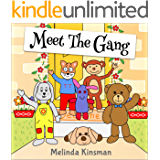 Children's Book: Meet The Gang: A Fun Rhyming Bedtime Story - Picture Book / Beginner Reader, Which Teaches About Teamwork (for ages 3-7) (Top of the Wardrobe Gang Picture 6)