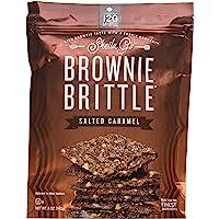 BROWNIE BRITTLE LLC Brownie Brittle Salted Caramel Crunch 5 oz
