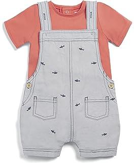 b3af2bff8 Joules Baby Boys' Duncan Denim Clothing Set: Amazon.co.uk: Clothing