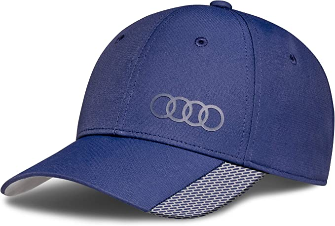 Audi Collection 3131701700 Audi Cap Premium Blau Einheitsgröße Auto