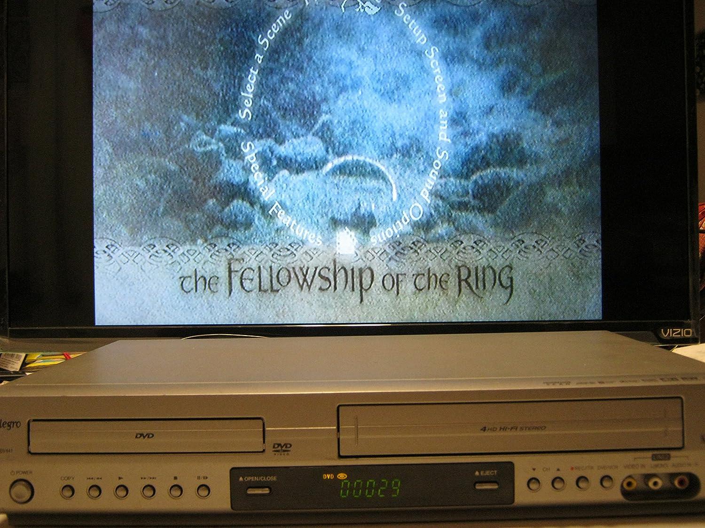 Amazon.com: Zenith Allegro ABV441 Progressive Scan DVD Player Hi-Fi ...