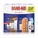 Amazon Price History for:Band-Aid Brand Adhesive Bandages Variety Pack, 120 Count