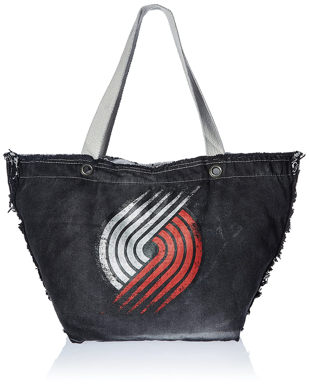 NBA Portland Trail Blazersヴィンテージトート、ブラック   B008SMCJOW