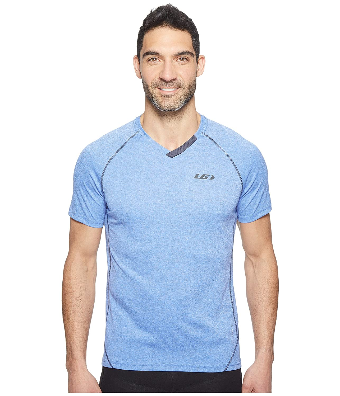 [ルイガノ] Louis Garneau メンズ HTO 2 Jersey トップス [並行輸入品] Medium Dazzling Blue/Jeans B06XQTBQQ2
