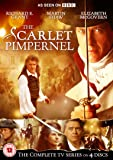 Scarlet Pimpernel - The Complete Series 1 & 2 [DVD] [Reino Unido]