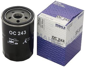 Knecht OC 243 filtro de aceite