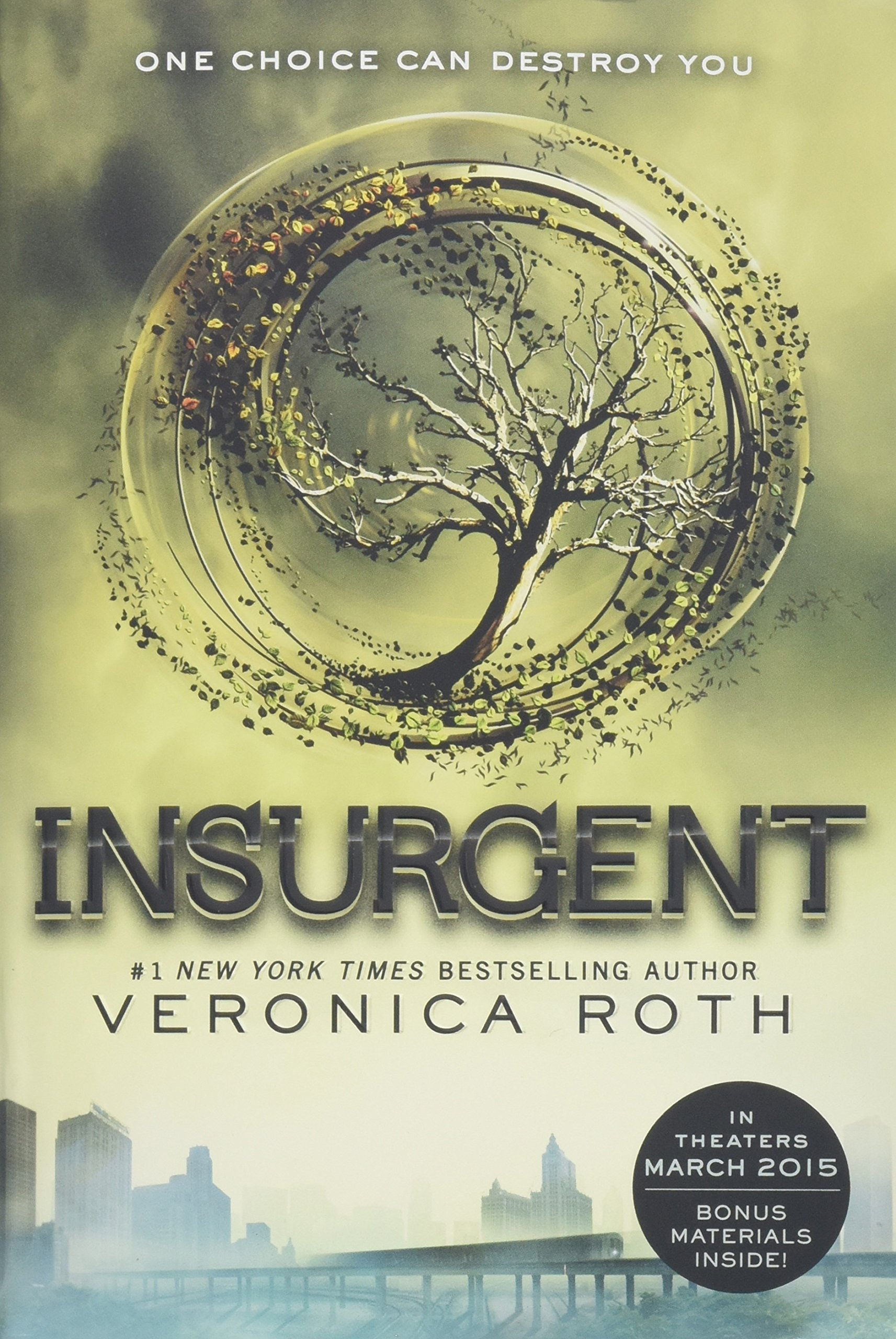 Amazon: Insurgent (divergent Series) (9780062024053): Veronica Roth:  Books