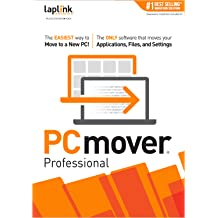 PCmover Professional 11  (2 Use) - The easiest way to move to a new PC! [Download]