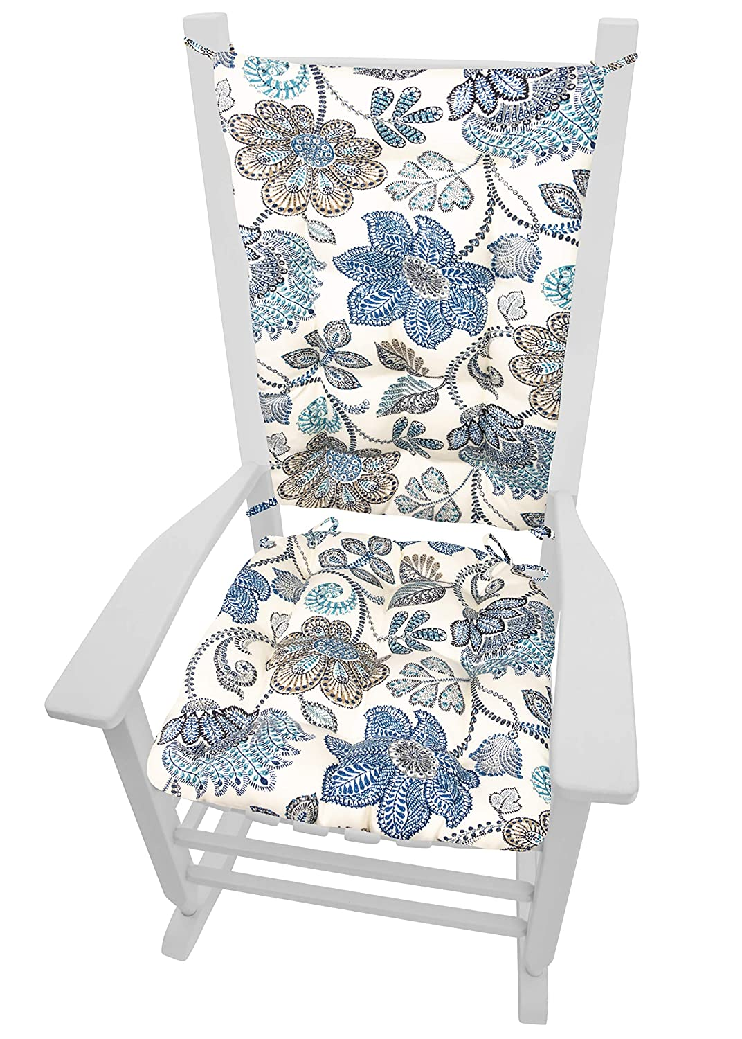 Amazon.com: Barnett Porch Rocker Cojines Boutique Floral ...