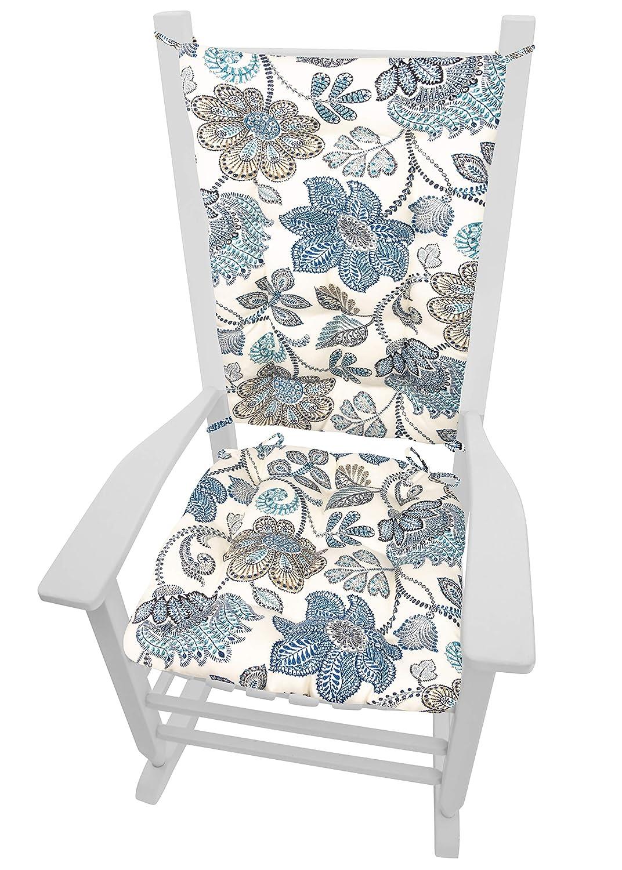 Amazon.com: Barnett Porch Rocker Cojines Boutique Floral ...