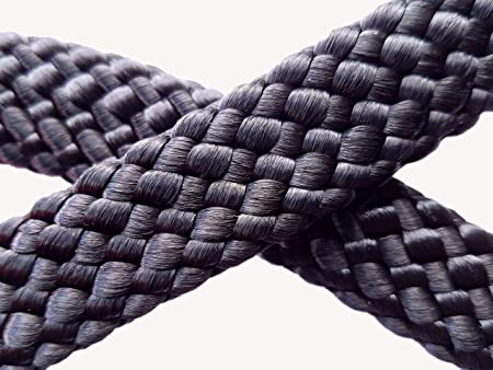 "1//2/"" x 100 ft Made in USA. Flat//Hollow Braid Polypropylene Rope Camo"