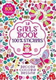 Le Girl's Book 100% Stickers