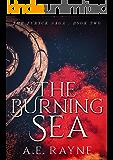 The Burning Sea: An Epic Fantasy Adventure (The Furyck Saga Book 2)