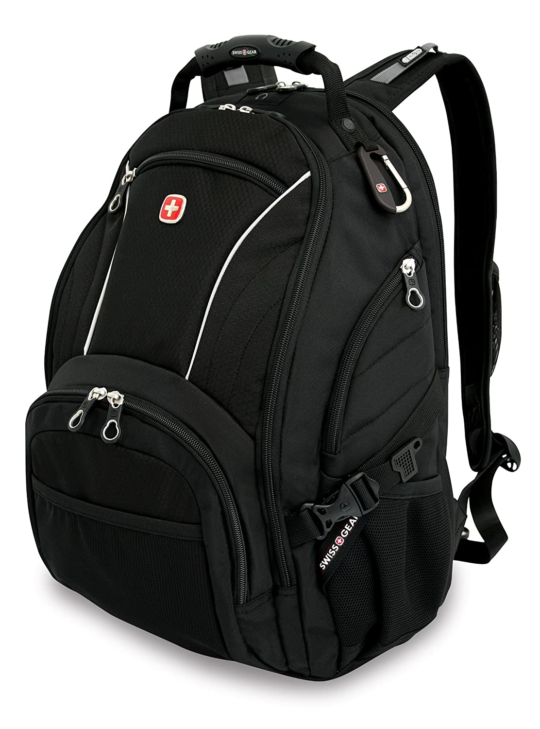 SwissGear Computer Laptop Backpack with Integrated Tablet Pocket ...