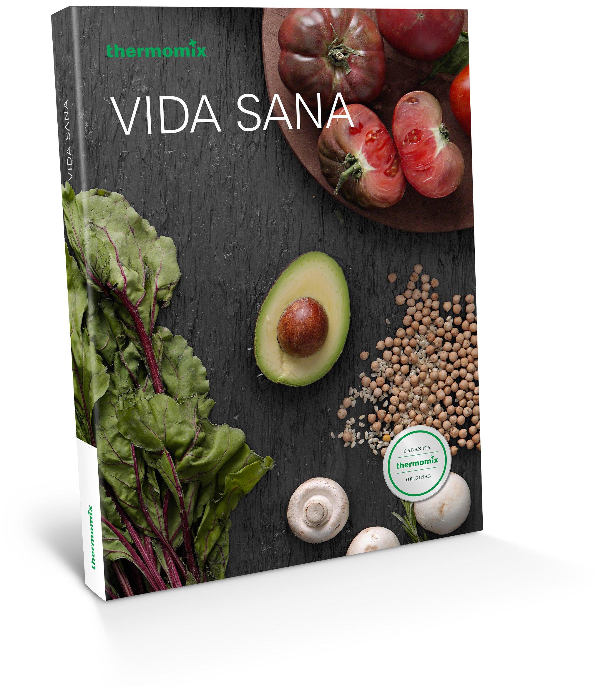 Vida Sana: Amazon.es: Vorwerk Thermomix: Libros