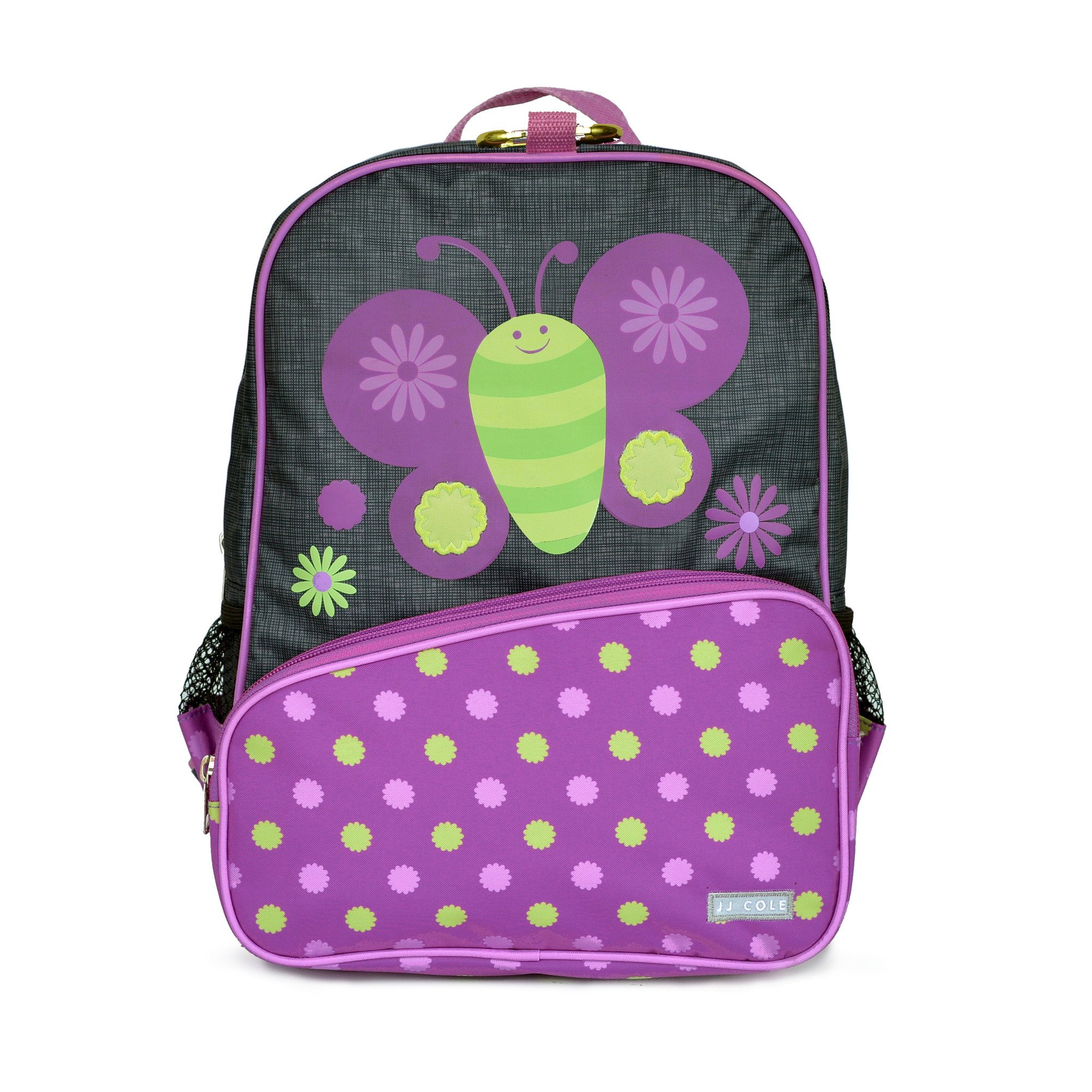 Little JJ Cole Toddler Backpack Butterfly