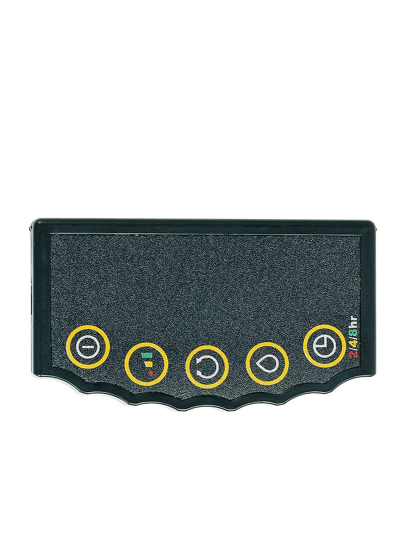 Trisa Electronics 9313.4610 TurmventilatorSilent Power silber 16.5 x 16 x 117 cm