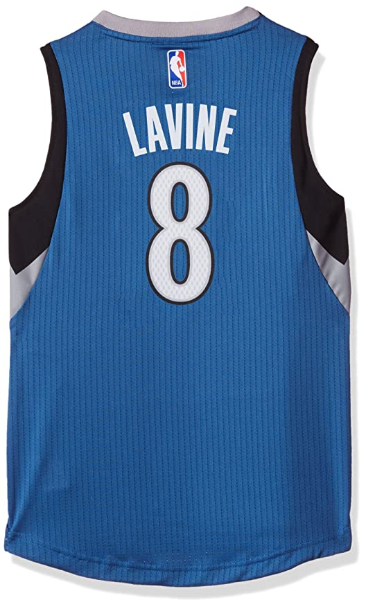 Image Unavailable. Image not available for. Color  Outerstuff NBA Minnesota  Timberwolves Zach LaVine Boys Player Swingman Road ... 5821e814e