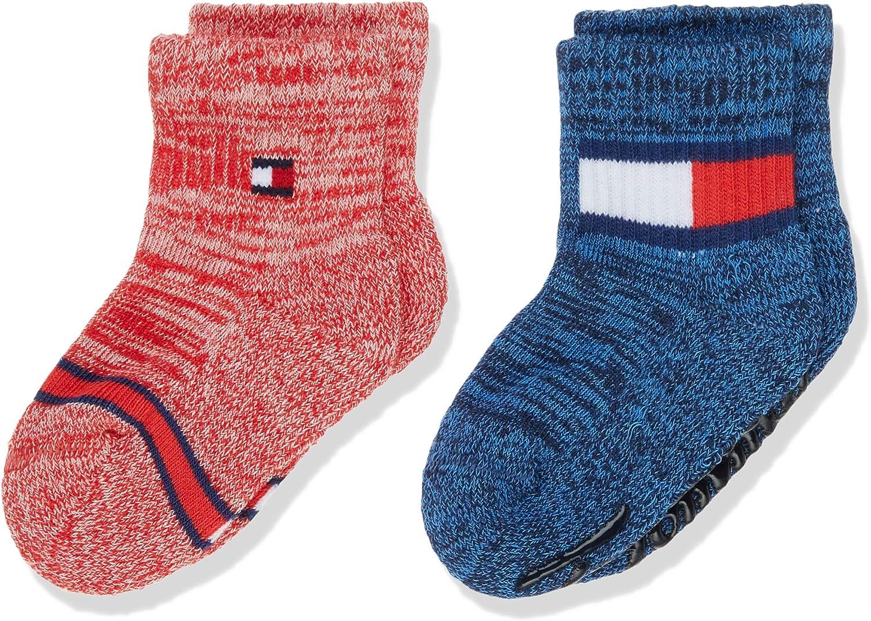 Tommy Hilfiger calcetines para Beb/és Pack de 2