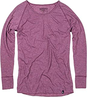 product image for Duckworth Women's Vapor Loose Long Sleeve T-Shirt