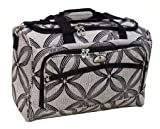 American Flyer Luggage Silver Clover 5 Piece Set