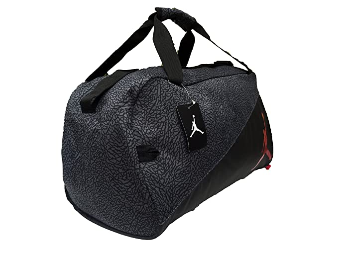 Amazon.com  Nike Jordan Jumpman Sports Elemental Duffel Bag  Sports    Outdoors 629327540c476
