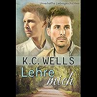 Lehre mich (Unverhoffte Liebesgeschichten 1) (German Edition) book cover