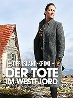 Der Island-Krimi: Der Tote im Westfjord