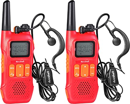 Arcshell AR-8 Walkie Talkies