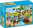 Playmobil 6947 - Gita con i Pony, Multicolore