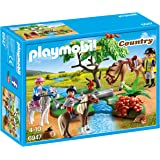 Playmobil - 6947 - Cavaliers + Poney et Cheval
