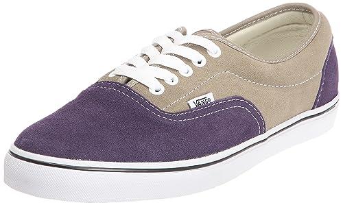 Vans Lp106 - Zapatillas de skate unisex, Morado (Violett (Purple Velvet/Dune)), 41
