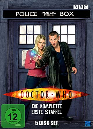 Doctor Who 1 Staffel