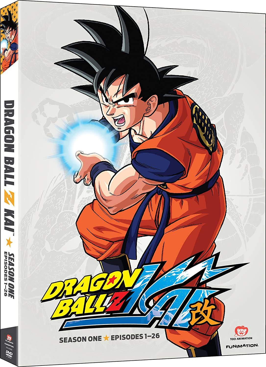 Dragon Ball Z Kai - Season 1: Amazon.ca: Not Available: DVD