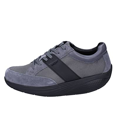 00a9ff16b2aa MBT Women s Kenura Walk Lite Lace Up Trainers  Amazon.co.uk  Shoes   Bags