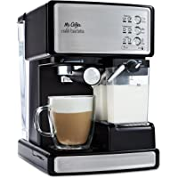 Mr. Coffee ECMP1000 Cafe Barista Premium Espresso/Cappuccino Maker (Black)
