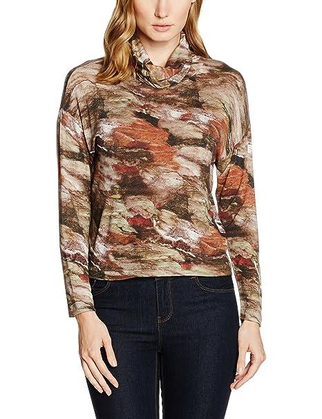 Roberto Verino 12901241505, Camiseta para Mujer, 07 Visón, S: Amazon.es: Ropa y accesorios