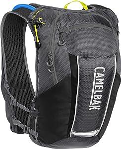 CamelBak Ultra 10 Hydration Vest 70 oz, Graphite/Sulphur Spring