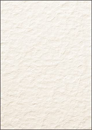 SIGEL DP243 Papel de cartas, 21 x 29,7 cm, 90g/m², papiro, gris, 100 hojas