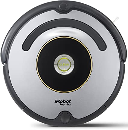 IRobot 600 Series Roomba 616 Vacuum Cleaning Robot Grey