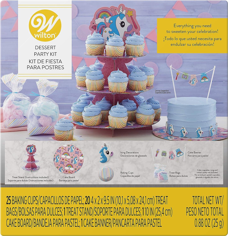 Food Items Unicorn Party Dessert KIT