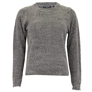 75a56655cbc Brave Soul Ladies Chenille Jumpers Womens Knitted Sweater Pullover Top  Winter
