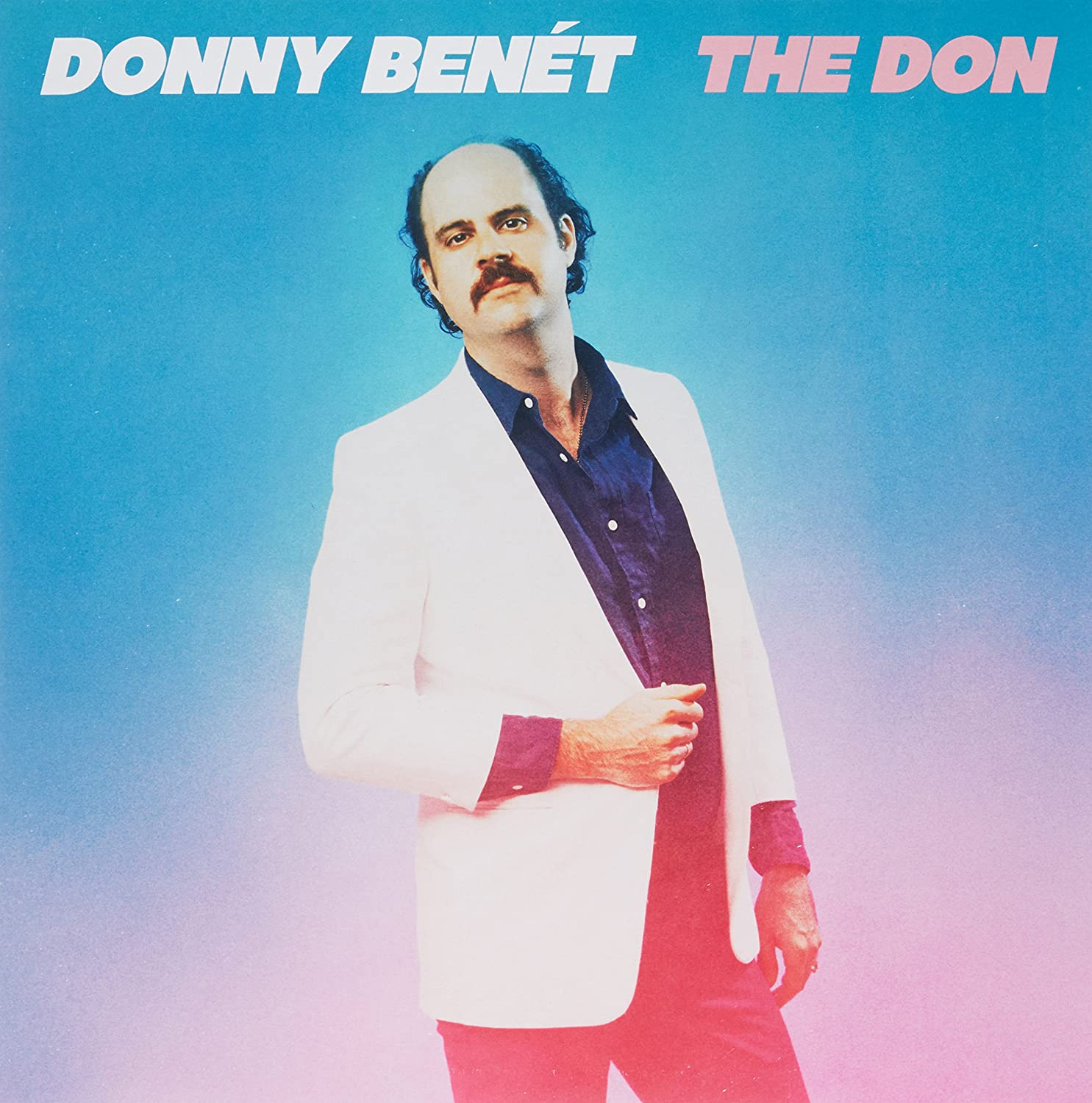DONNY BENET - BENET, DONNY - DON : BLACK VINYL WITH DOWNLOAD