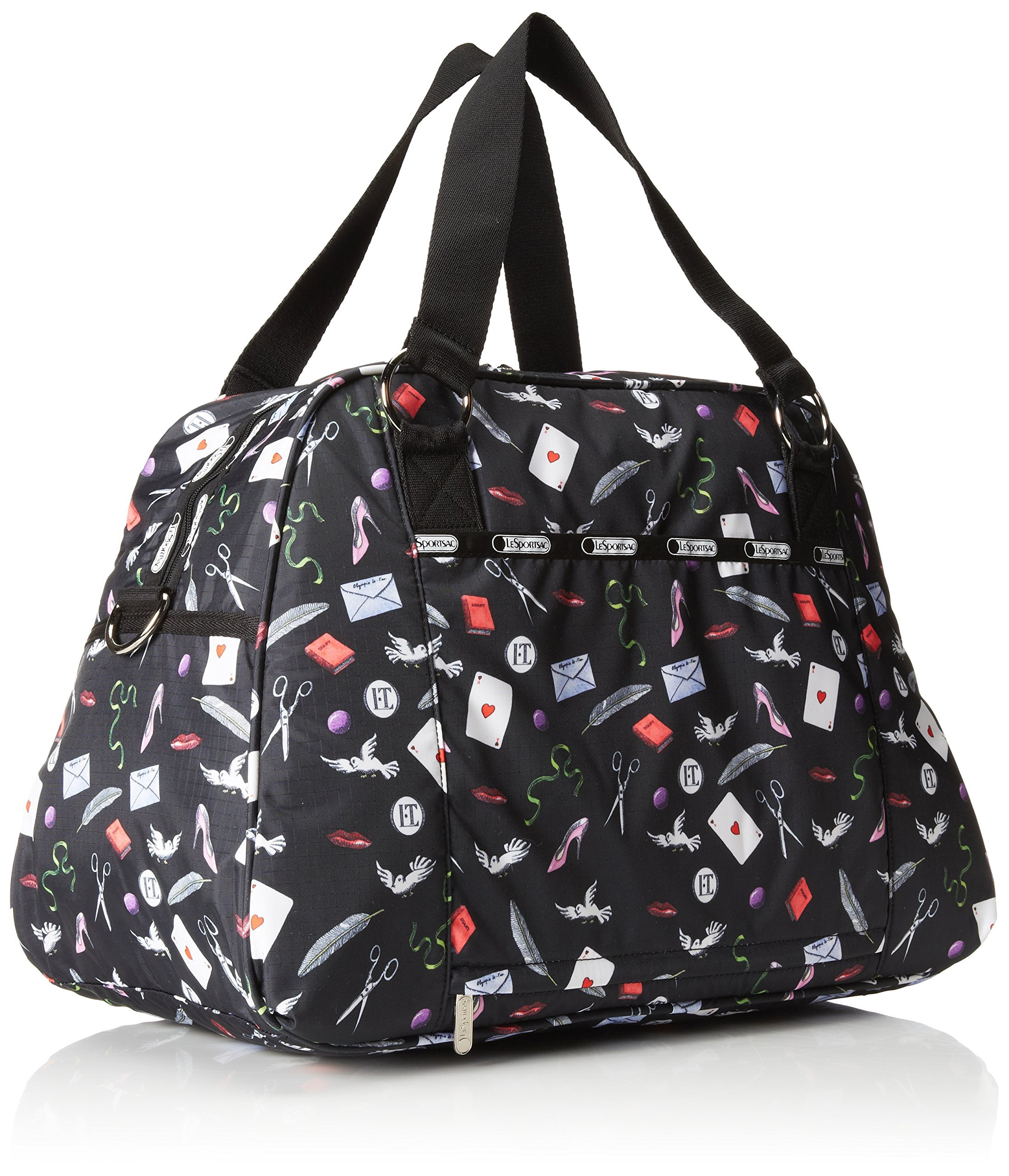 LeSportsac Abbey Carry On, Love Letters, One Size by LeSportsac (Image #2)